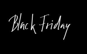 Black Friday , fredag d. 25. november