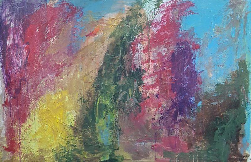 Merete Helbech. Maleri. Galleri