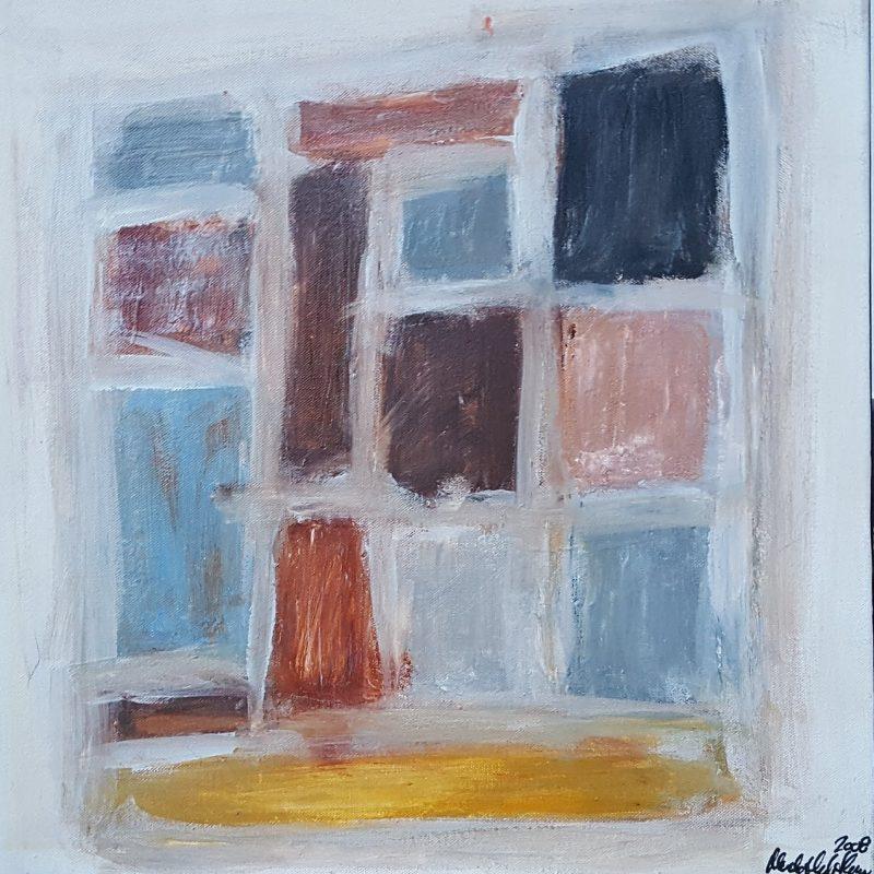 Merete Helbech. Malerier. Ønskelisten