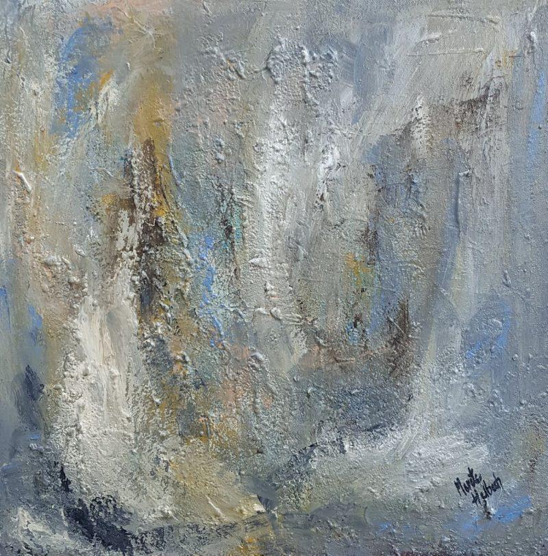 Merete Helbech. Maleri